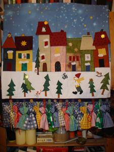 patchwork und quiltforum ja ist denn schon weihnachten. Black Bedroom Furniture Sets. Home Design Ideas