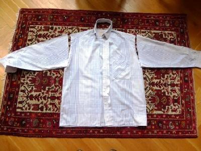 Patchwork und Quiltforum Ein Herrenhemd wird zur