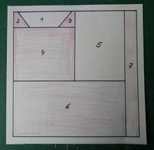 patchwork und quiltforum n hen auf papier pp. Black Bedroom Furniture Sets. Home Design Ideas